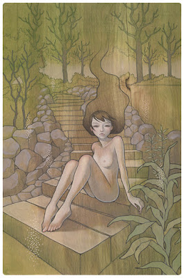 Warabeuta, a child'song (2009), Audrey Kawasaki