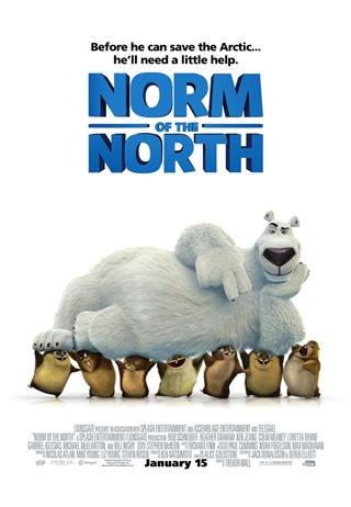 Norm y los Invencibles (2016) DVDRip Latino