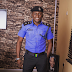 Awwww! See the lovely post 'social media police' Aliyu Giwa made about policemen