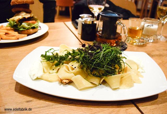 Abendessen im Scandic Hotel Berlin Kurfürstendamm