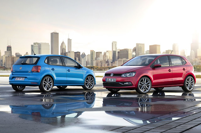 Volkswagen Polo, coches y motos 10