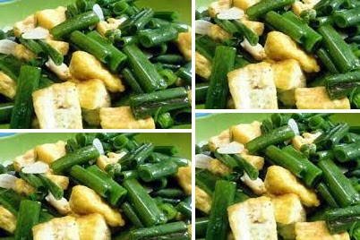resep tumis buncis tahu enak sederhana   county of food