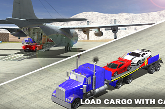 Airplane Pilot Car Transporter mod apk v2.1.8 (Unlimited Money)