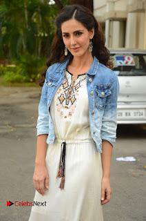 Actress Farah Karimi Pictures at Thikka First Look Launch  0089.JPG