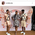 BB Naija star Bisola looking like a 16year old in her outfit
