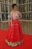 Mahima in beautiful Red Ghagra beigh transparent choli ~  Exclusive 017.JPG