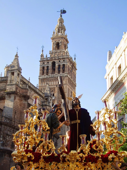 Semana Santa in Spain! the big mistake of Mission Impossible II