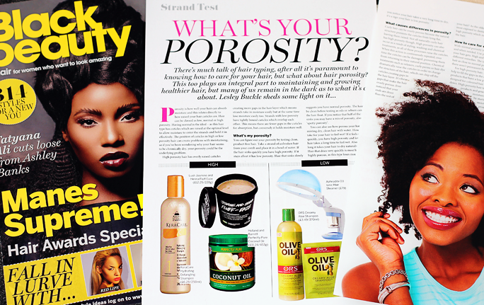 Black Beauty & Hair | Feb/March 2014