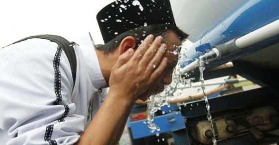 Alasan Mengapa Ada Air Bekas Bersuci dalam Madzhab Syafi'i