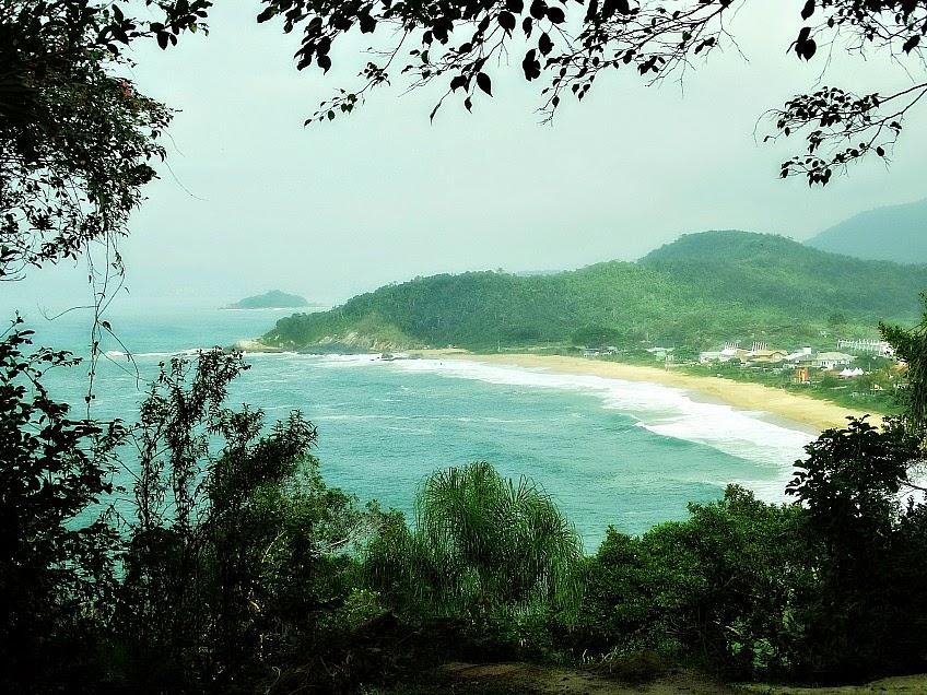Praia de Estaleirinho, Balneário Camboriú