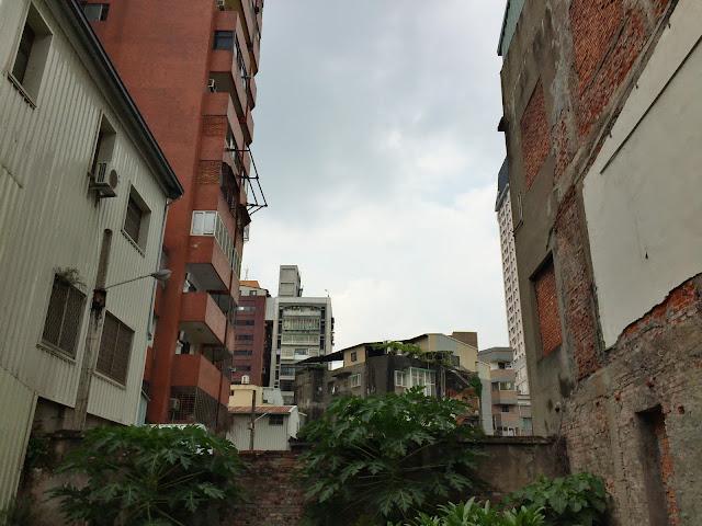 新舊城區分界線