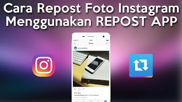 Cara Repost Di Instagram Foto & Video