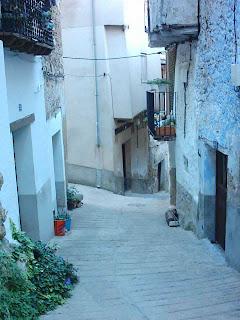 lo castellá, lo castellà, barrio, Beceite, Beseit, casco antiguo de Beceite 3
