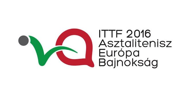 TENIS DE MESA - Campeonato de Europa 2016 (Budapest, Hungría)