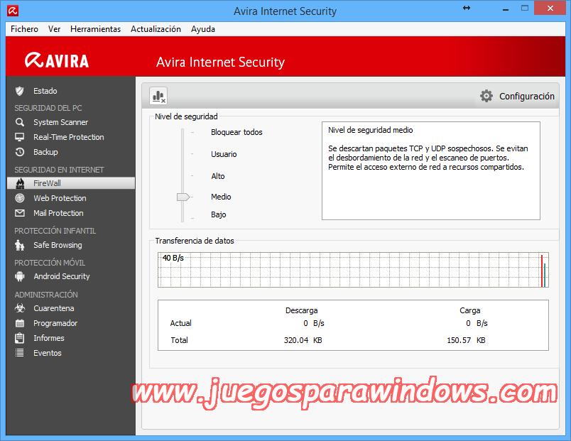 Avira Internet Security v14.0.4.642 Full PC ESPAÑOL 10