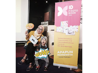 inspirasi album foto unik di ultah ID Photobook