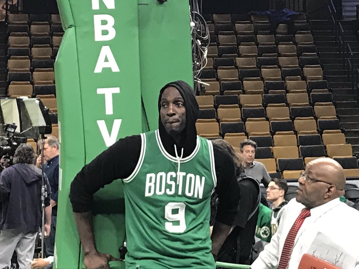 35c7a4481b7 Causeway Street: Kevin Garnett talks about what it meant to be a Celtic