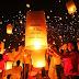 Membuat Lampion Kertas Bersama Yohanes Chandra Ekajaya