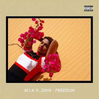 Baixar M.I.A. - Freedun (Feat. ZAYN) (2016) Grátis MP3