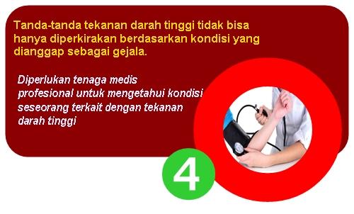 Mitos Salah Tentang Tekanan Darah Tinggi
