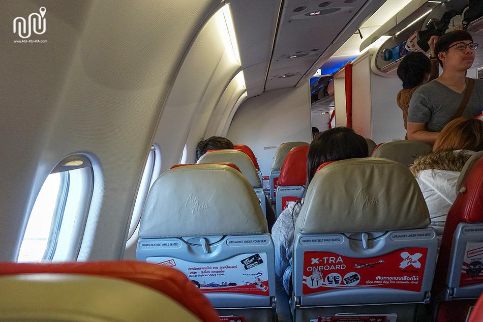 วิธีเดินทางจากนาริตะกลับดอนเมืองด้วย Air Asia X ไฟลท์ XJ601