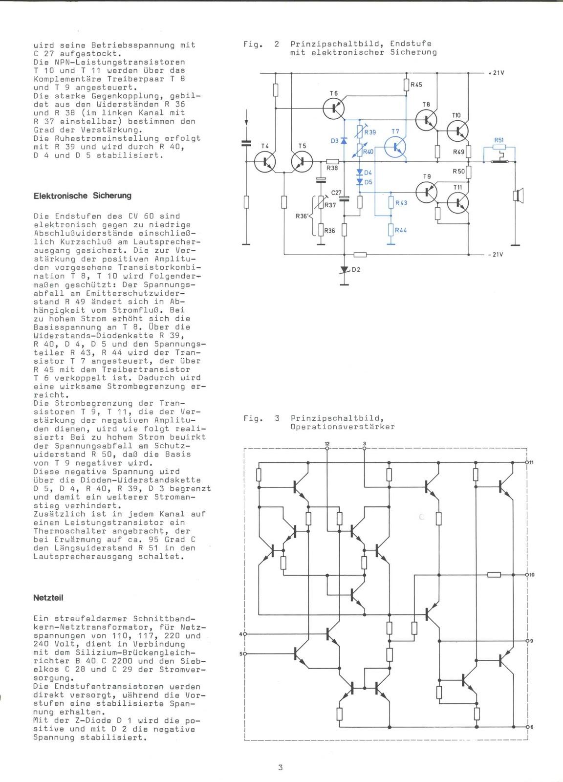 Infrequent Sound [sex.tex] technology: Dual CV 60, 1972