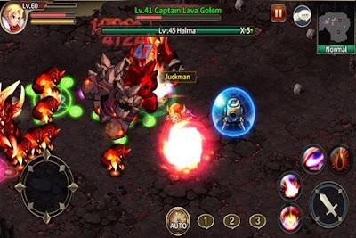 Game Zenonia Versi terbaru