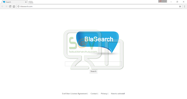 BlaSearch.com (Hijacker)