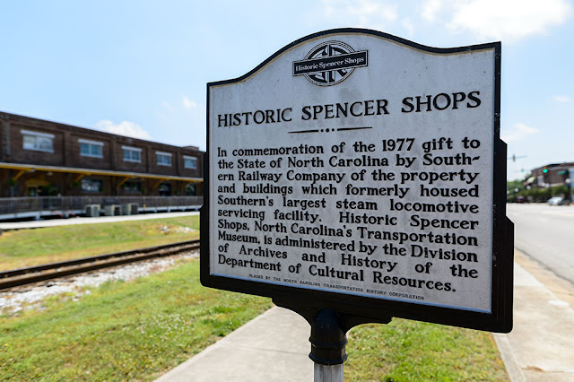 Historic Spencer Shops