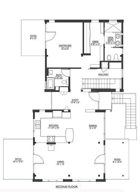 Desain Rumah Sederhana Minimalis Mewah