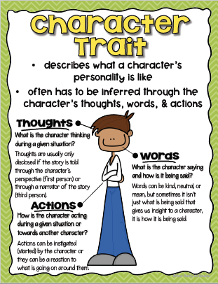 how to best teach character traits in upper elementary your