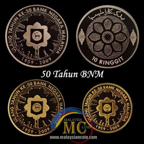 50 tahun bnm