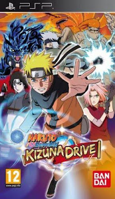 Naruto Shippuden Kizuna Stimulate Psp Iso Ppsspp Complimentary Download