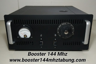 Booster 144 Mhz Tabung