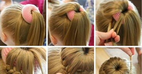 Tremendous Make Fancy Bun Hairstyle For Formal Events Tutorial Just Cool Tips Short Hairstyles Gunalazisus
