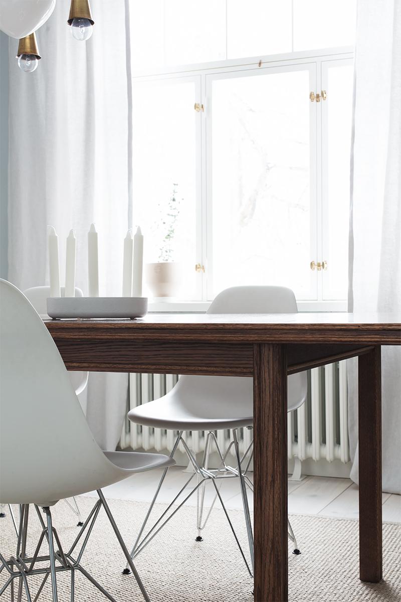 vanha ruokapöytä, dining room, ruokasali