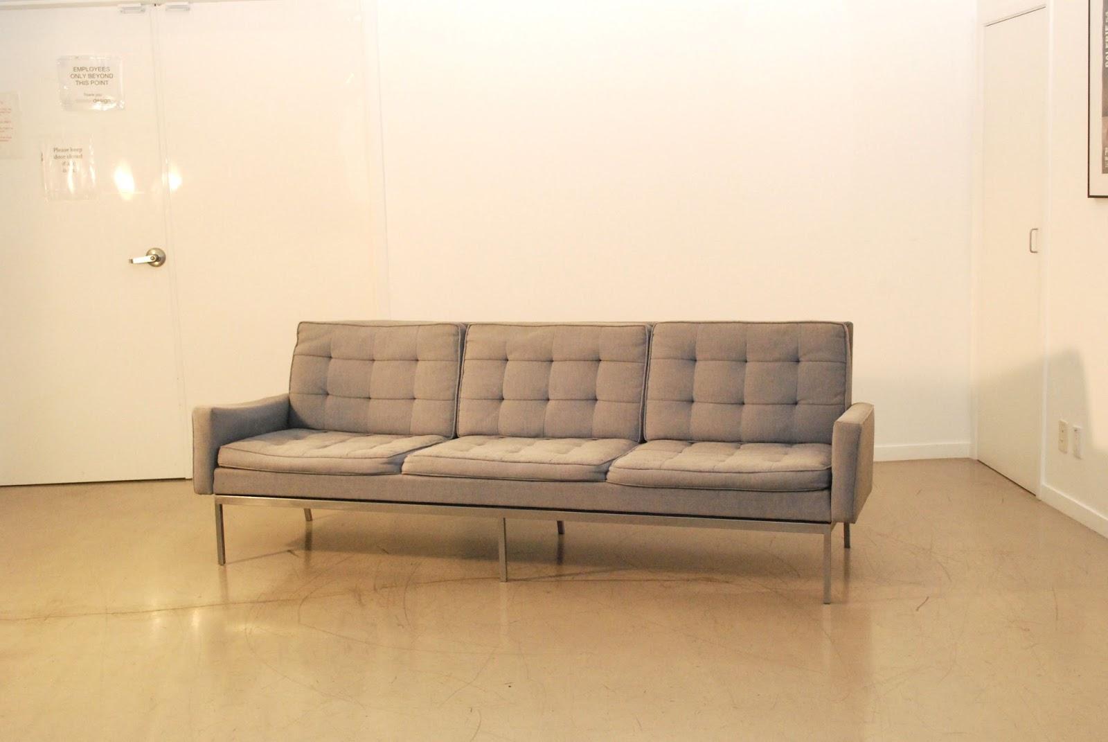 Vintage Florence Knoll Sofa