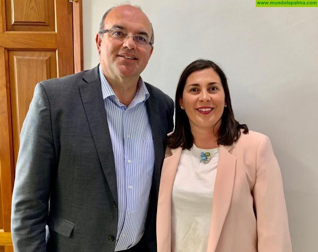 Goretti Pérez Corujo, es reelegida candidata del PSOE a la alcaldía de Villa de Mazo