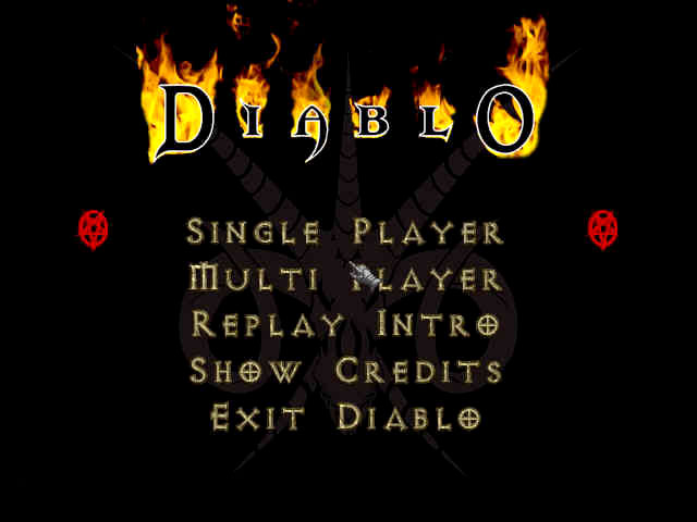 Diablo 1 Blizzard Captura de pantalla 2