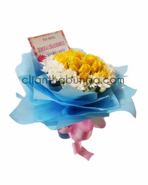Hand Bouquet FM-MK15