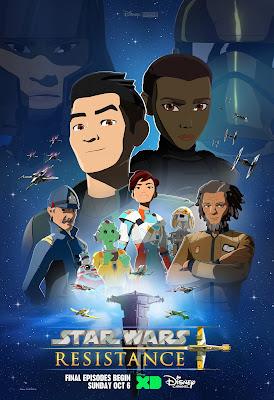 Star Wars Resistance Season 2 Poster