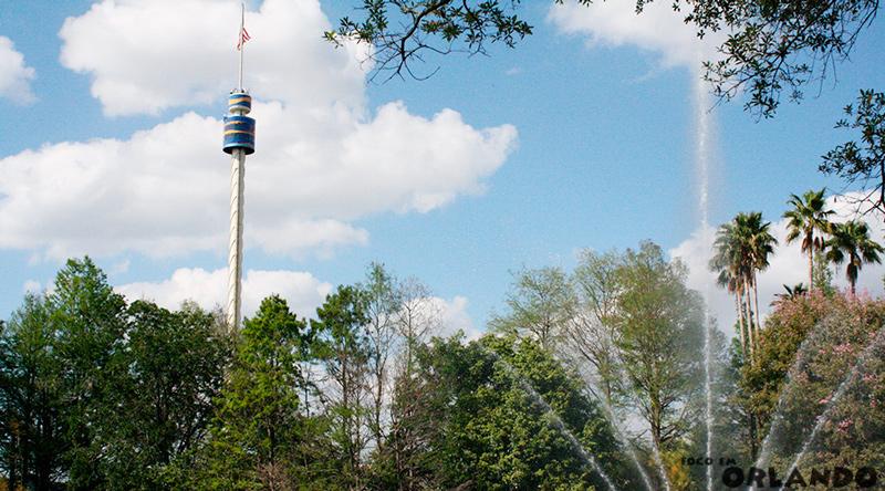 Sky Tower, Sea World Orlando