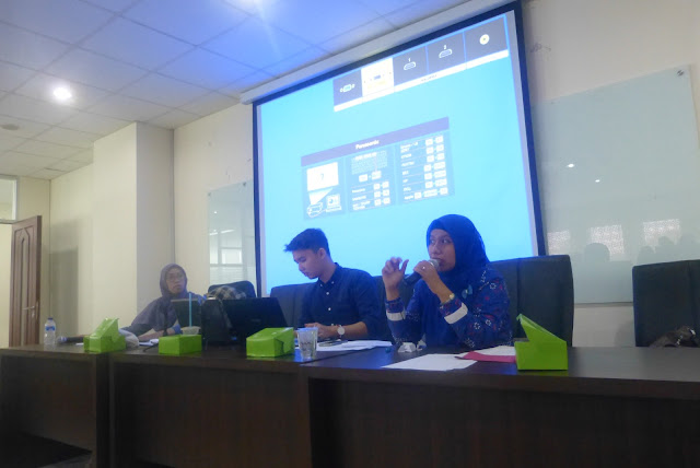Diundang Jadi Juri Debat Bahasa Inggris Di UEDC 2017