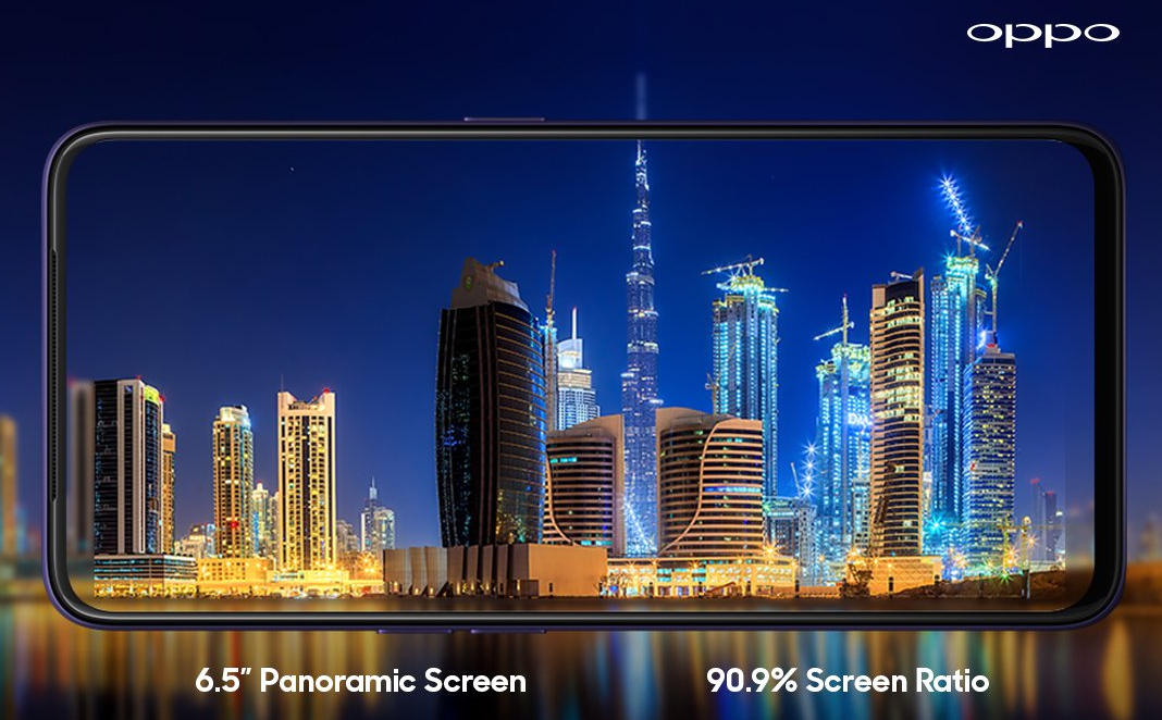 OPPO F11 Pro Screen