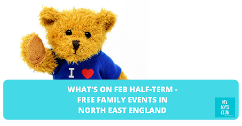 What's On Feb Half-Term - Free family events in North East England