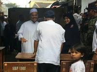Ahokers Skakmat! Di TPS Habib Rizieq  Kalah, Tapi di Kelurahan Petamburan Ahok Nyungsep-sep