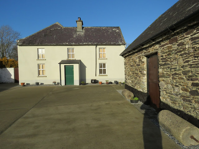 The Kennedy Homestead in County Wexford Ireland a good stopping point on the drive from Kinsale to Dublin