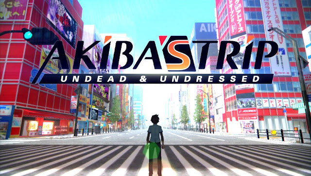 Akibas Trip Undead and Undressed PC Full Version