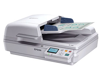 Epson WorkForce DS-7500 Driver Download