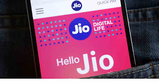 Reliance Jio 'Happy New Year Offer' on Rs. 399 Recharge